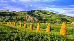 romanian carpathians -The Transylvanian Plateau