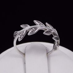Jewelry & Watches Modest Sterling Silver Dainty Filigree Angel Wings Adjustable Ring Toe Rings