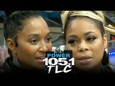 TLC interview at The Breakfast Club Power 105.1