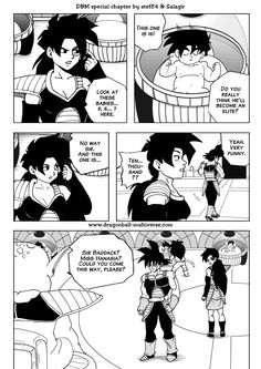 Universe 3: visions of the future - Page 435 - Dragon Ball Multiverse #SonGokuKakarot