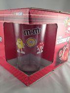 ELLIOTT SADLER #38 M&M's 4 PIECE GLASSWARE SET NASCAR WINNERS CIRCLE