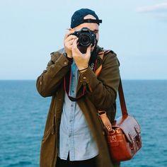 "No More Ugly Camera Bags on Instagram: ""Shoot everyday  [The Weekender light brown medium] nomoreugly.com.au #nomoreuglycamerabags"""