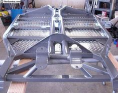 TheSamba.com :: VW Classifieds - Tube chassis for manx cars