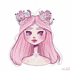 Pink,Peach and Purple! Candy Floss Bubble Queen!