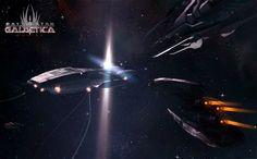 Battlestar Galactica Online Free MMORPG