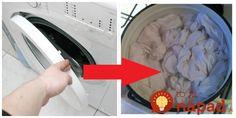 Na toto sa produkty z reklamy nechytajú ani v najmenšom: Ostrieľané gazdinky prišli s perfektnými fitami, ktoré vám uľahčia pranie! Laundry Hacks, Natural Healing, Washing Machine, Home Appliances, Cleaning, Diy, Origami, House Appliances, Do It Yourself