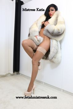 Sexy In Fox Fur's XXX