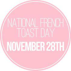 Best Friends For Frosting celebrates National French Toast Day:   French Toast Cupcakes, French Toasted Angel Food Cake, Tiramisu French Toast, Baked Banana French Toast