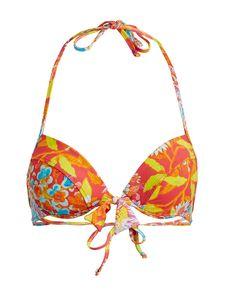 Polo Ralph Lauren Floral Underwire Bikini Top, Multi