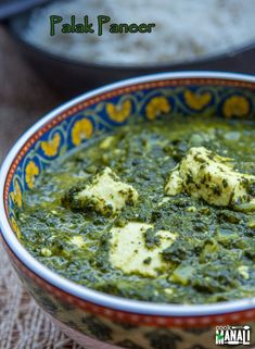 Palak Paneer is a popular Indian vegetarian recipe where Indian cottage cheese is cooked with spinach puree. Delicious & healthy!