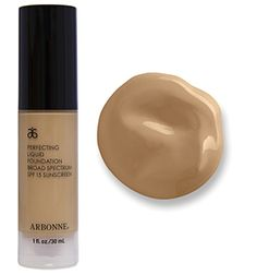 LOVE this makeup!  Foundation with SPF 15, Neutral Beige from Arbonne
