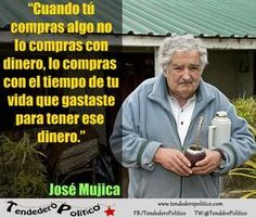 Se respiran aires decembrinos. Digan no al consumismo, dice José Mujica. #TerriblesMisGanasDe #RenunciaEPN2 #NoEsPosada