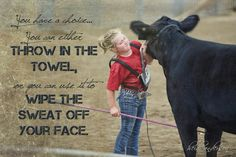 First year my 62lb 9yr old showed a 518lb calf and won reserve champ, the judge said his calf was soo tame and well trained :) I hope this yr is a good one too!