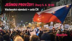Demonstraci proti návratu komunistů k moci podpoří Němcová, Jurečka i Hrzánová