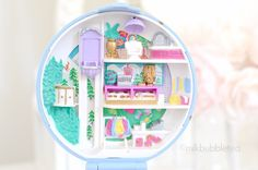 polly pocket toy