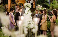 Twilight Wedding Cake