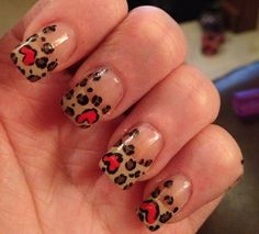 My nail art :)