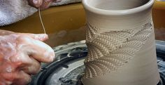 Pottery Video of the Week: How to Make a Wiggle Wire Mug