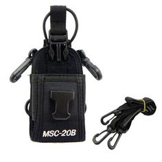 Tenq® Multi-functional Radio Case Pouch Msc-20b for GPS Pmr446 Motorola Kenwood Midland Icom Yaesu Baofeng Two Way Radio ** More info could be found at the image url.