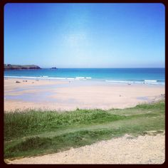Summer in Newquay Cornwall