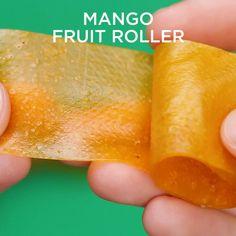 Mango Honey Fruit Rollers by Tasty
