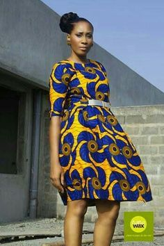 African  Top fashion!...pow!