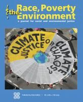 Many environmental justice leaders and organizers consider the EJ Movement to be a direct descendant of civil rights struggles or the latest manifestation of the justice campaigns that peaked in the 60s and 70s. #EnviroJustice