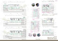 Proyecto: MAD Mendoza Art District / FASE 2 / Concurso_Lámina C / Secciones & Detalles
