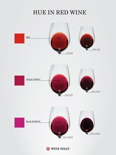 Brandy and Wine. Check Out The Article Below For A Great Source Of Wine Tips. Wine is a fairly vast topic. Keep these tips in mind to ensure your next experience with wine Purple Wine, Deep Purple, Burgundy Wine, What Colors Mean, Wine Folly, Wine Poster, Wine Education, Wine Guide, Red Grapes