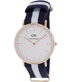 Daniel Wellington Female Glasgow  Watch  0503DW Rose Gold Analog Sale price. $113.95