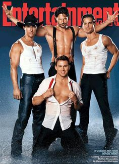 """Magic Mike"" hostilities? Find out in Dude Feuds on Wonderwall! http://on-msn.com/Mmul87"