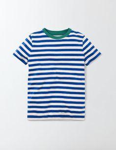 Slub Washed T-Shirt Boden