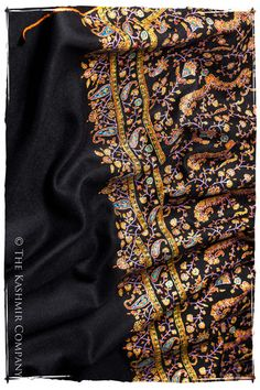 The Legacy - Grand Pashmina Shawl
