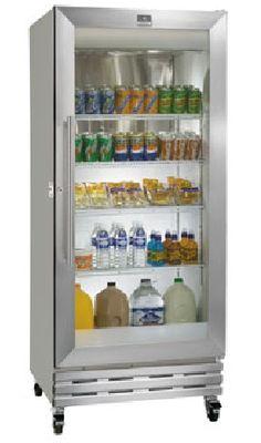 KCGM180RQY Kelvinator - One-section Reach-In Refrigerator, 18 cu.ft.