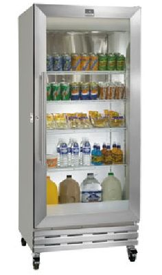KCGM180RQY Kelvinator - One-section Reach-In Refrigerator, 18 cu.ft.