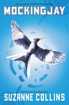 Mockingjay, Book 3 of the Hunger Games Series By Suzanne Collins #books #movies #yalit