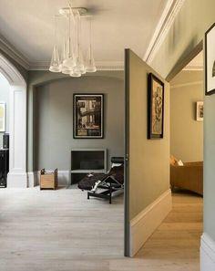 Cool hidden room with large door