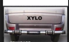 M-Tek Rear Guards STD Design Mahindra XYLO Before 2016 Type-1