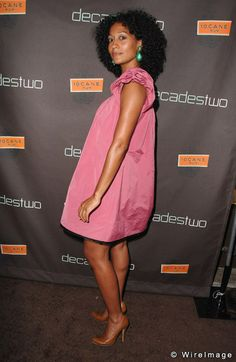 Tracee Ellis Ross in PINK! My favorite Girl & my favorite Color! Diva Fashion, Cute Fashion, Tracy Ross, Tracey Ellis, Tracee Ellis Ross, Love Her Style, Hollywood Glamour, Passion For Fashion, Favorite Color