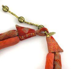 Gretchen Schields - necklace closure