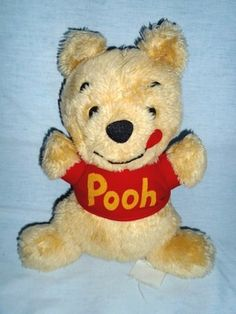 Vintage Sears Collection Plush Winnie the Pooh. $9.99