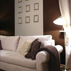 Ciepłe, stonowane barwy - subtelna miękkość wnętrza.
