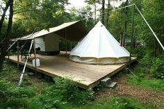 Jollydays Luxury Camping