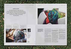 Rabona Paper No.1 on Behance