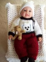 Bearly There - 18 baby - Free Original Patterns - Crochetville