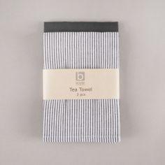 Broste Tea Towel Cotton
