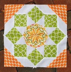 By simply altering what is considered the background, this pattern seems brand new.  A definite must for a sampler!