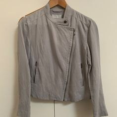 Marketplace for new and preloved fashion Denim Button Up, Button Up Shirts, Save The Planet, Selling Online, Second Hand Clothes, Grey, Long Sleeve, Mens Tops, Jackets