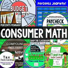 math worksheet : high school math transform your students  learning experience  : High School Consumer Math Worksheets