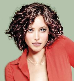 Hairstyles For Curly Hair And Fat Face